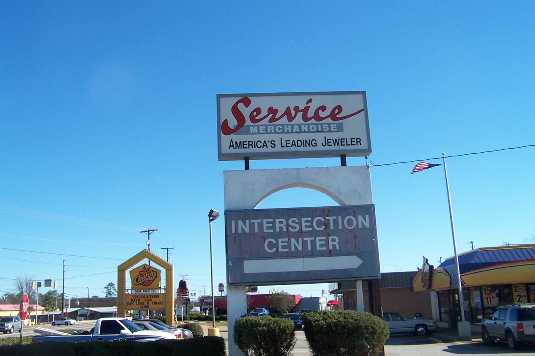 Dutch Square Mall >> Sam Solomon / Service Merchandise, 3 Diamond Lane ...