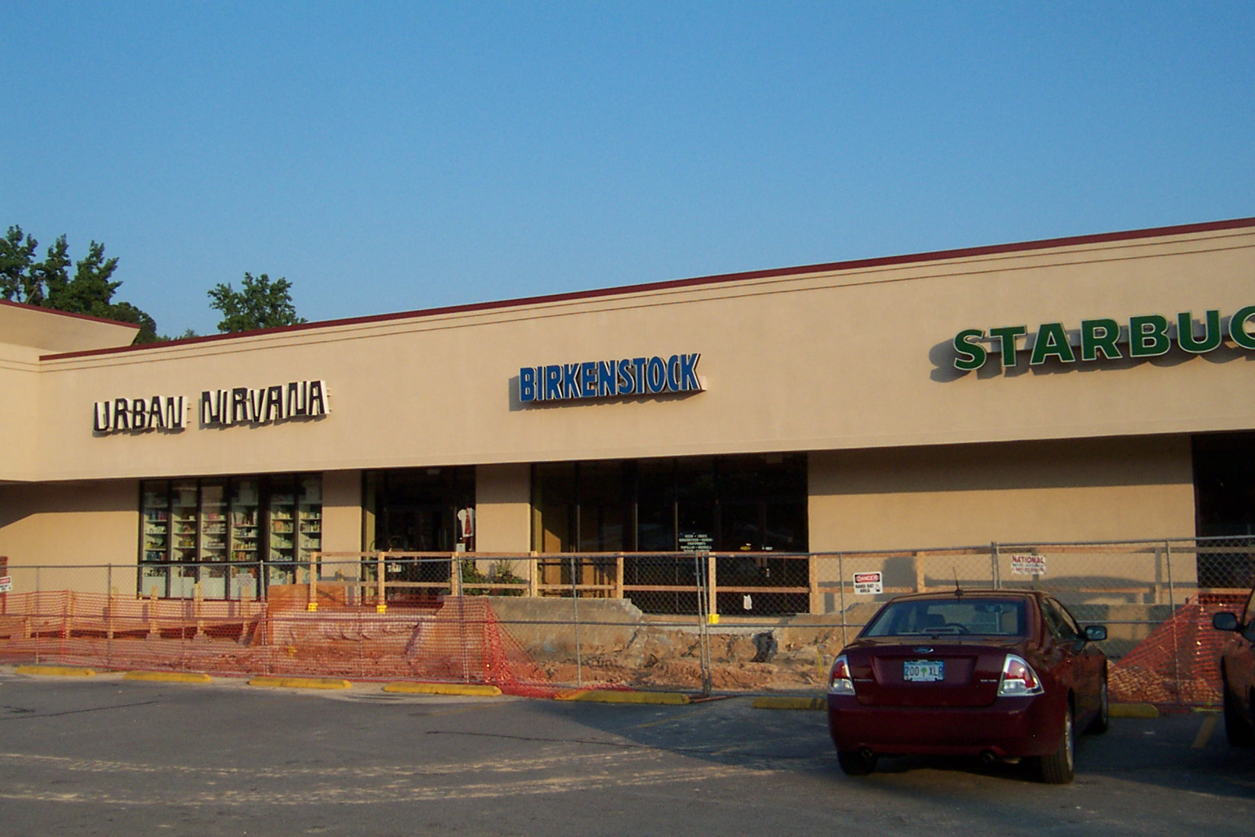 Shoe Store Ridgefield Wa