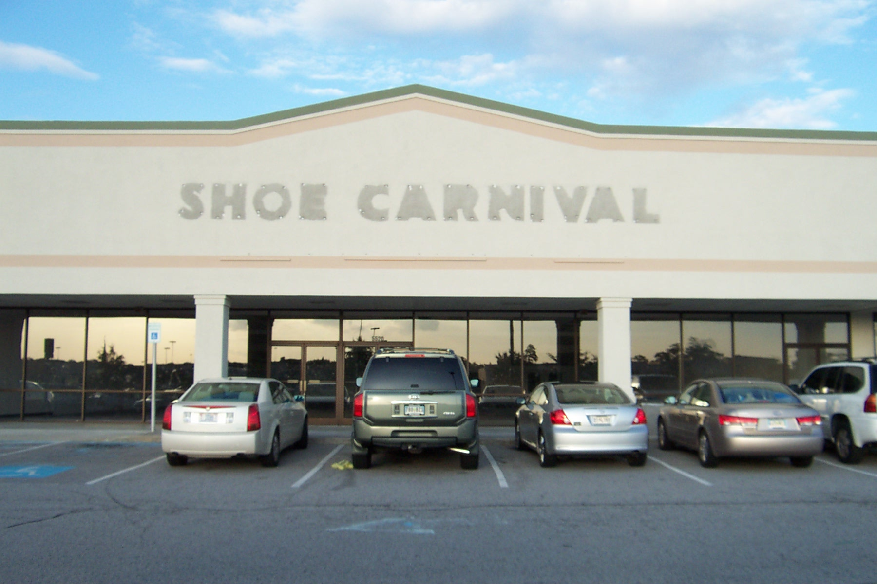 Shoe Carnival, 5520 Forest Drive (at Wal-Mart): 2008 16 comments