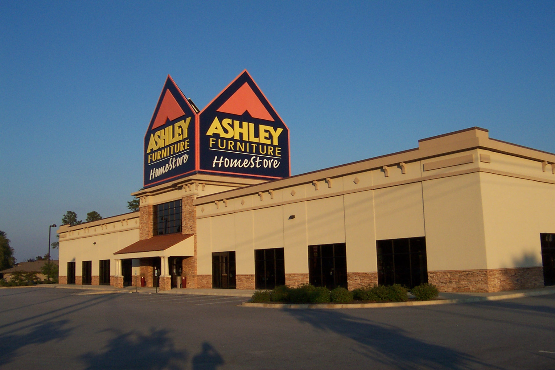 Ashley Furniture Homestore 108 Harbison Boulevard September 2008 Open Again At Columbia Closings