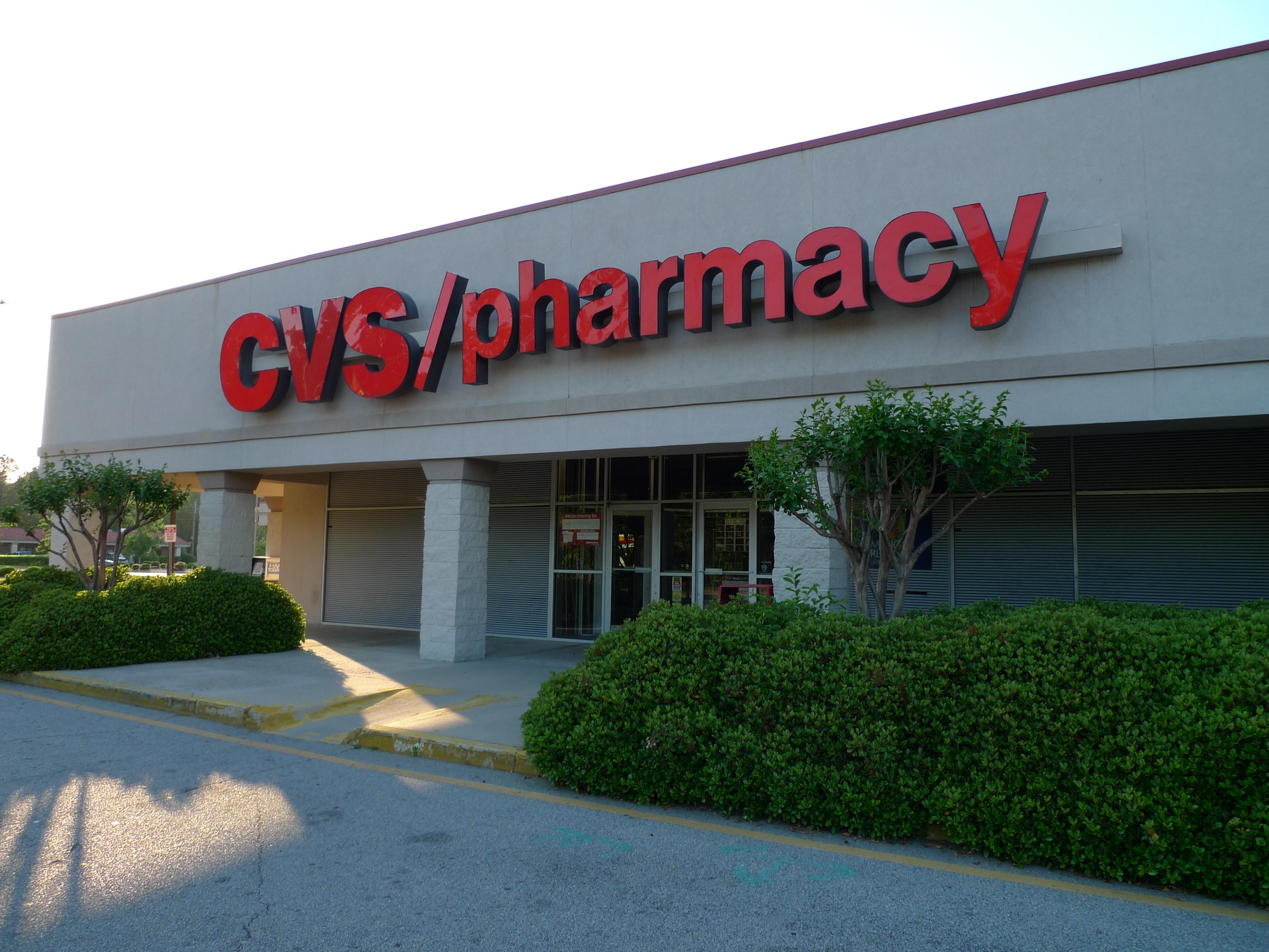 Cvs Pharmacy 300 Knox Abbott Drive Parkland Plaza 17