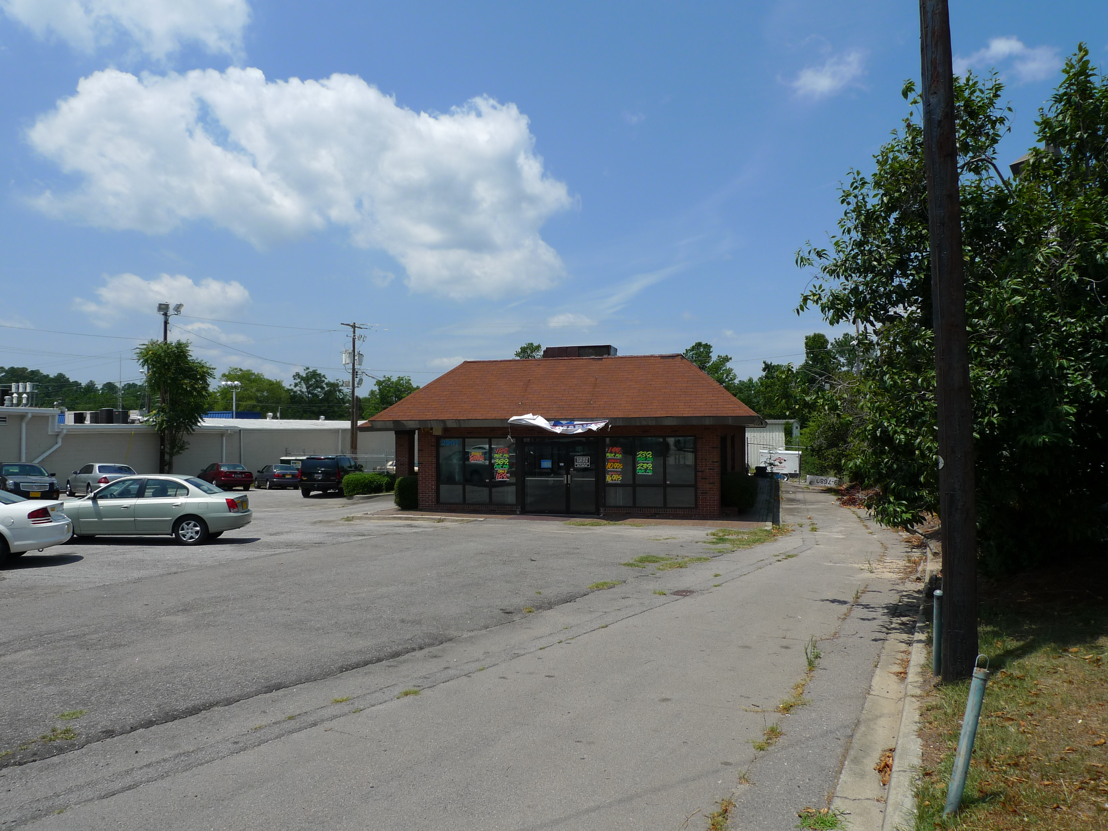 1st Choice Auto >> McDonald's, 2907 Two Notch Road: 1980s at Columbia Closings