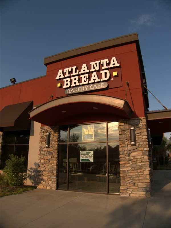 Atlanta Bread also serves decent coffee and has a pretty good atmosphere for working/studying if that is your goal. It's basically a local version of Panera, so if you're looking for soups and sandwiches in a laid-back environment, this is a good lunch spot. Was this review ? Useful;4/4(19).