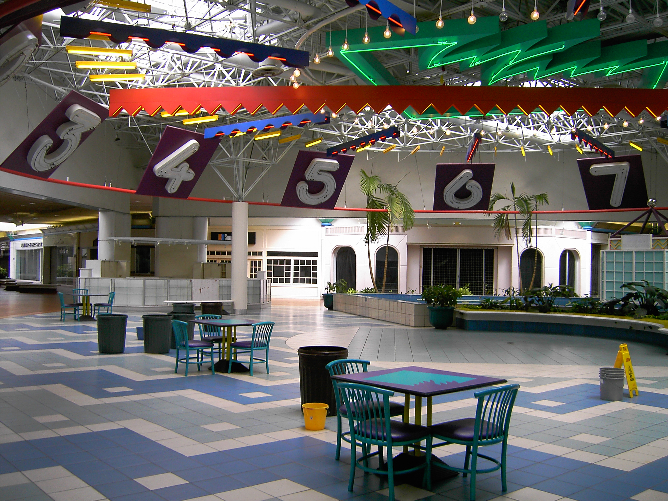 Florence Sc Mall Food Court