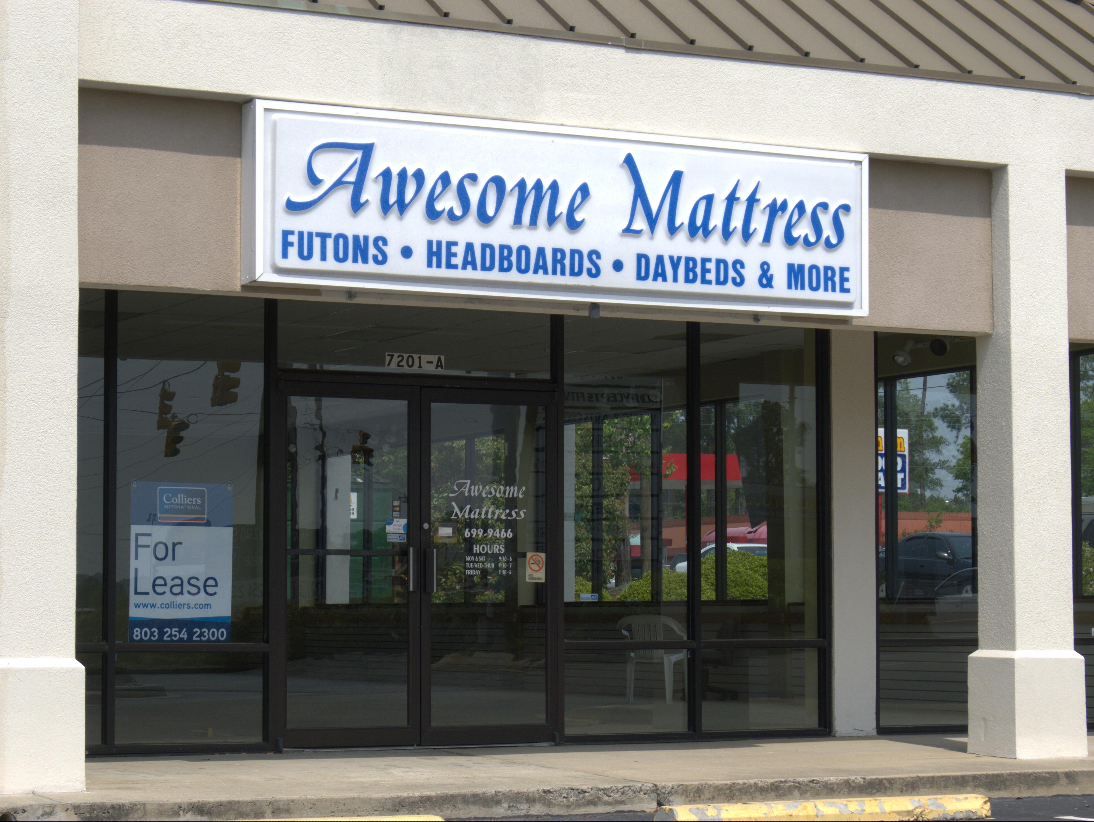Awesome Mattress 7201 Parklane Road 2011 at Columbia Closings