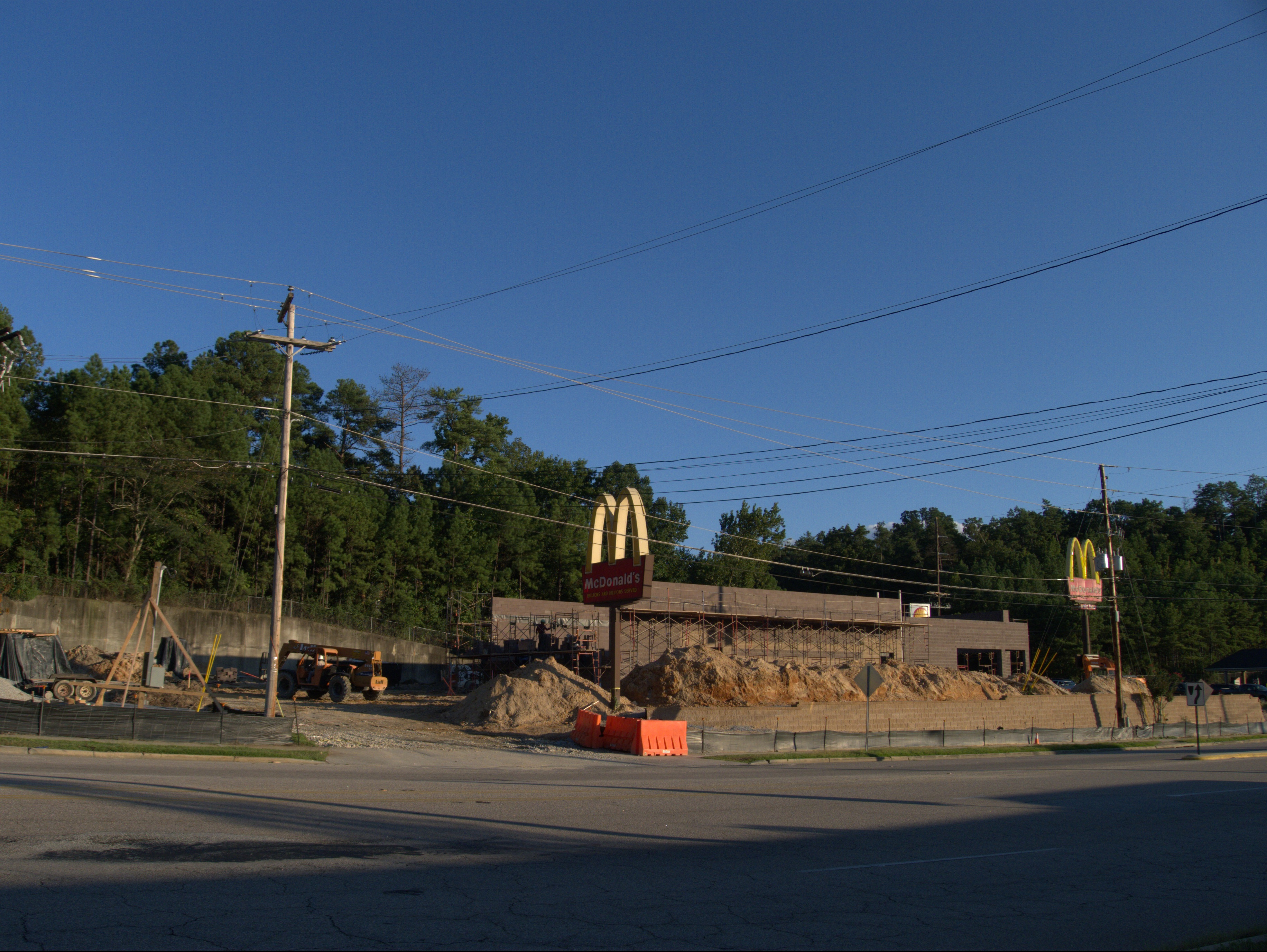 McDonald\'s Hamburgers, 4801 Garners Ferry Road / 4336 Wildcat Road ...