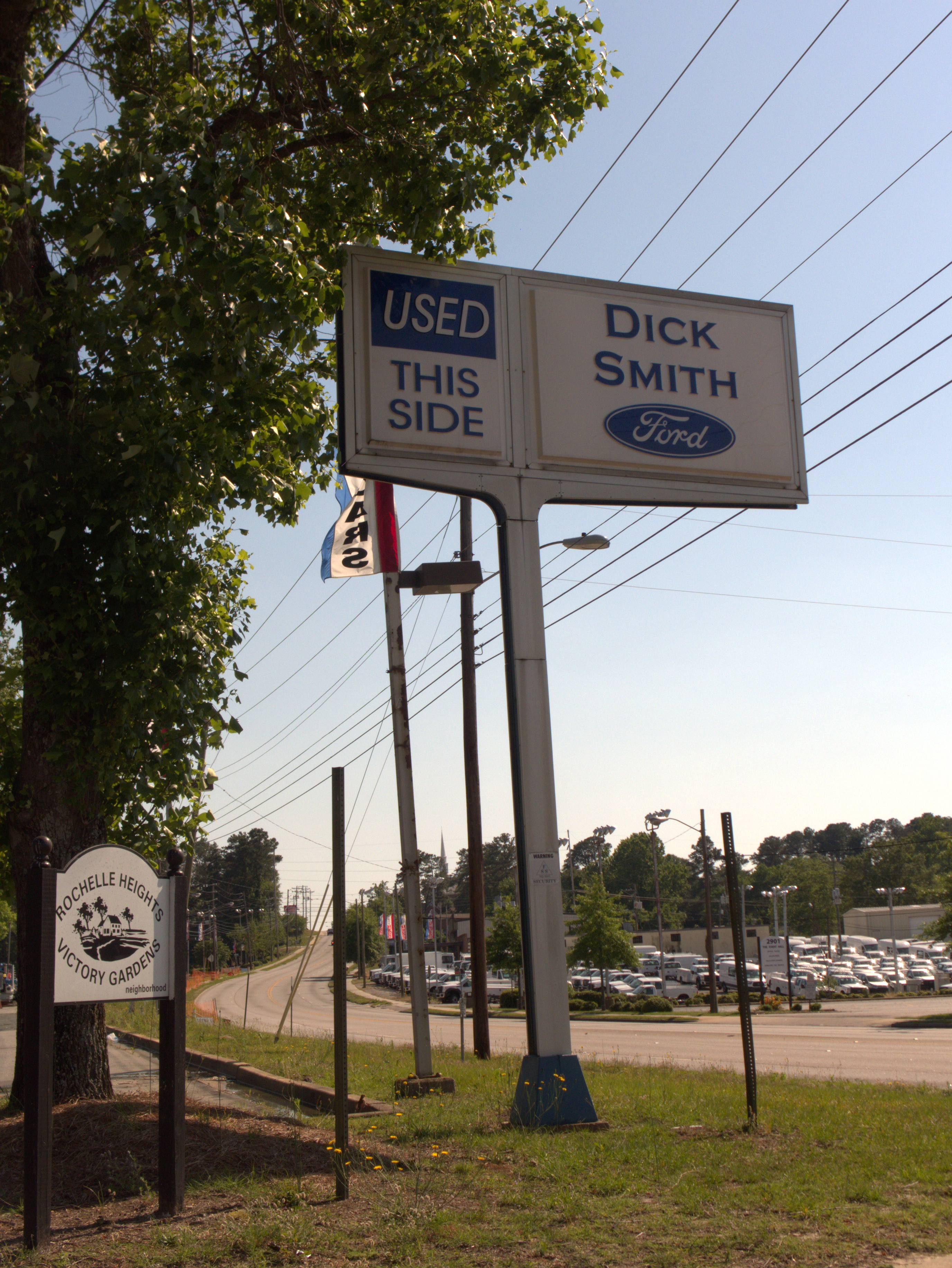 Dick Smith Ford 2800 Two Notch Road Early May 2016 Moved At
