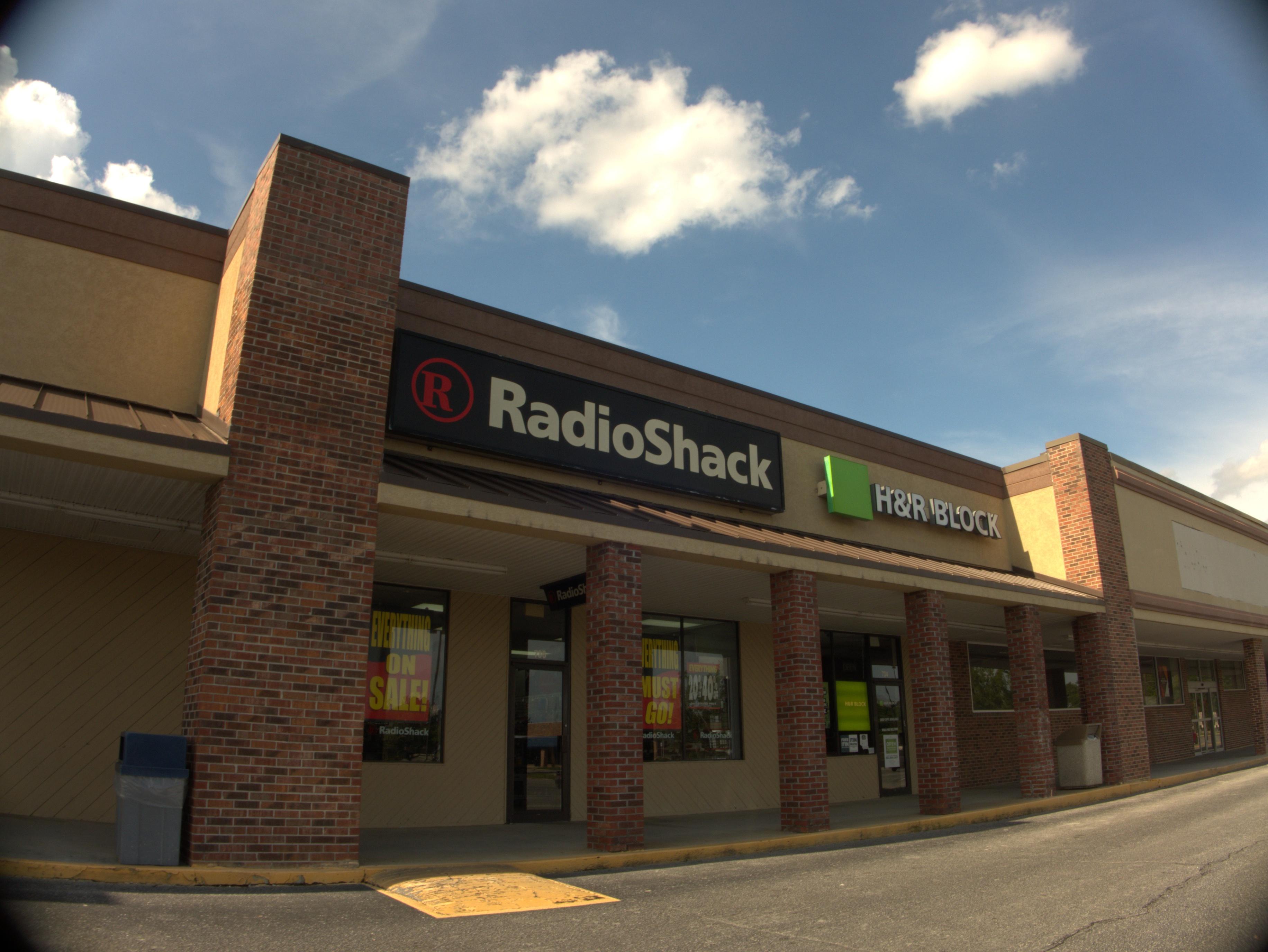 Radio Shack, 736 West Main Street Lexington: Late Summer 2016 at