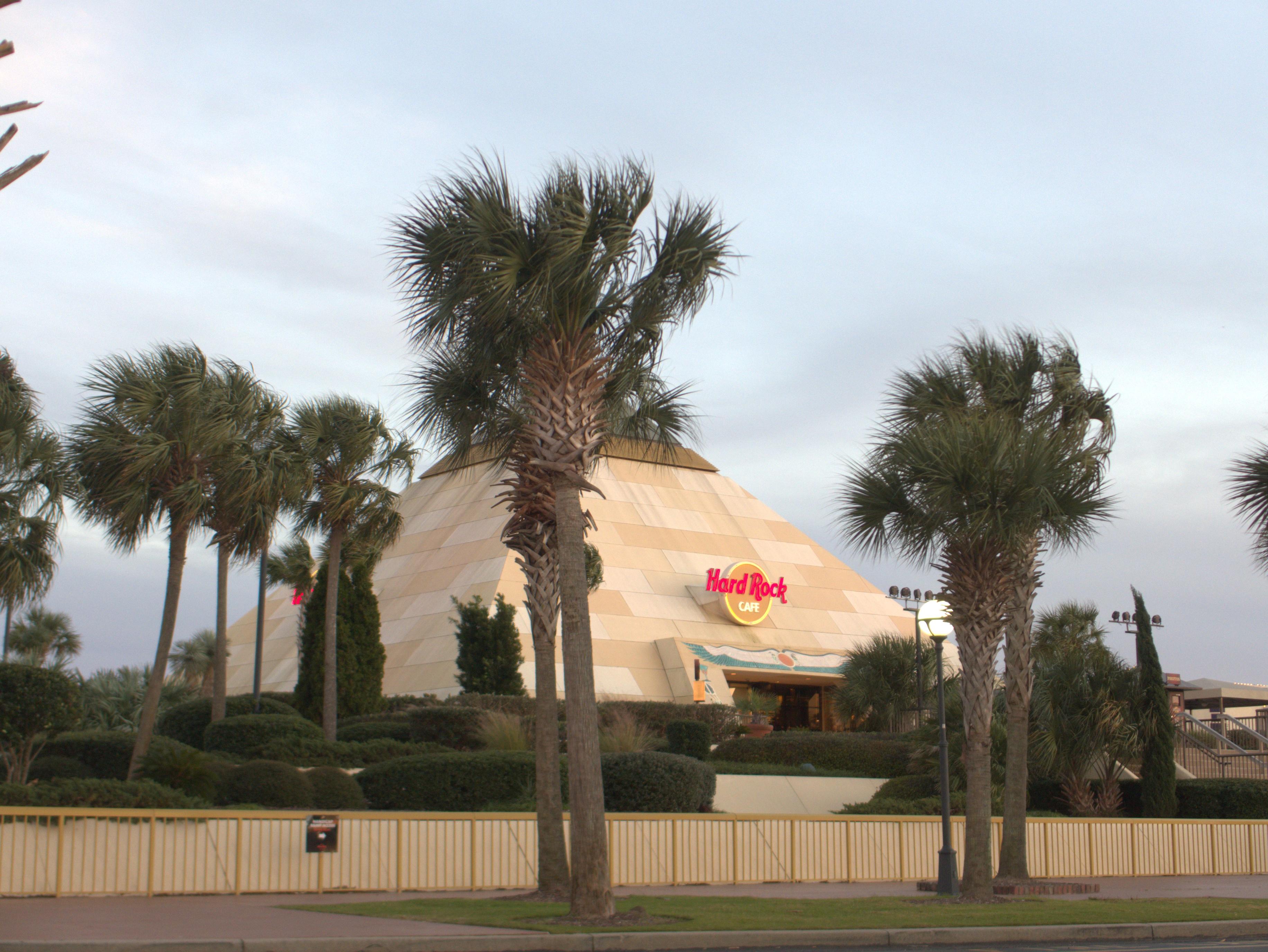 Myrtle Beach Hard Rock Cafe Closing