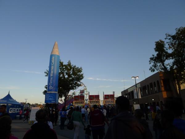 South Carolina State Fair 2012 Fairgrounds 21 October 2012 At